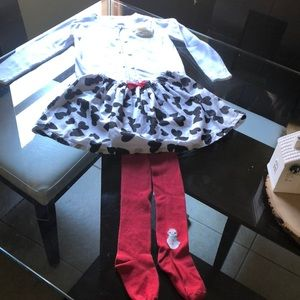 Other - Gymboree outfit  size 6